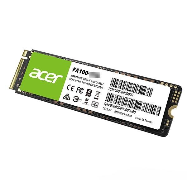Acer 宏碁 FA100 2TB  M.2 PCIE NVMe PCIE  SSD固態硬碟 可傑