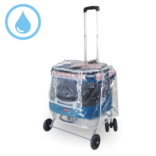 寵物拉箱/貓籠專用防雨罩-沛德奧Petstro 215輕旅行系列-加大款
