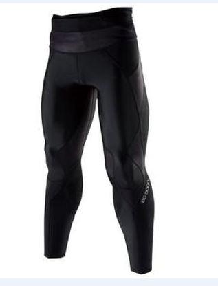 [陽光樂活] MIZUNO 美津濃 BIO GEAR BG5000 (男) 機能壓縮緊身褲 A60BP-30090 黑x黑