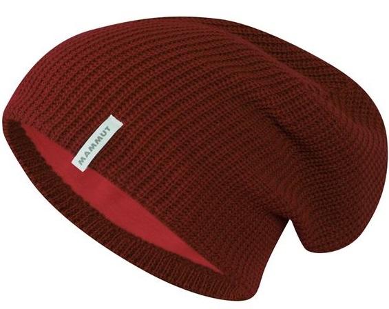 Mammut 長毛象 登山毛帽/登山保暖帽/滑雪/旅遊 Runbold 保暖編織帽 1090-04880-3403 魔力紅