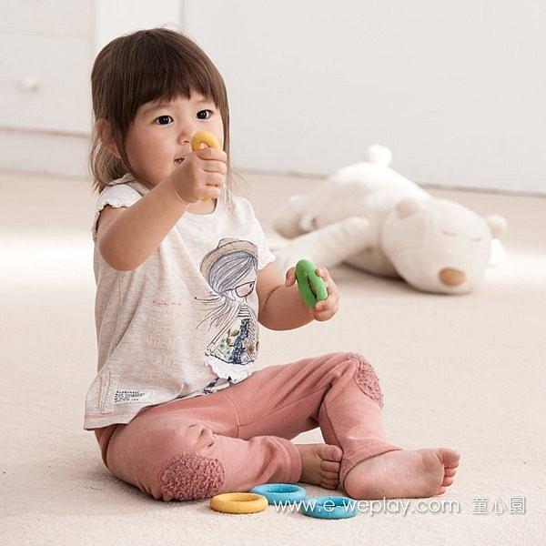 【Weplay 身體潛能館】感官知覺 - 丫丫圈 (6入) 6800KT3002-006