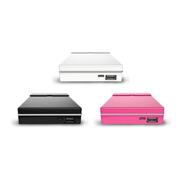 COI+ Power Turbo QC-2.0 超急速閃充12000mAh行動電源提供白色/桃紅色 (47109018578)