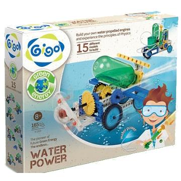 【智高 GIGO】水力發電 #7323