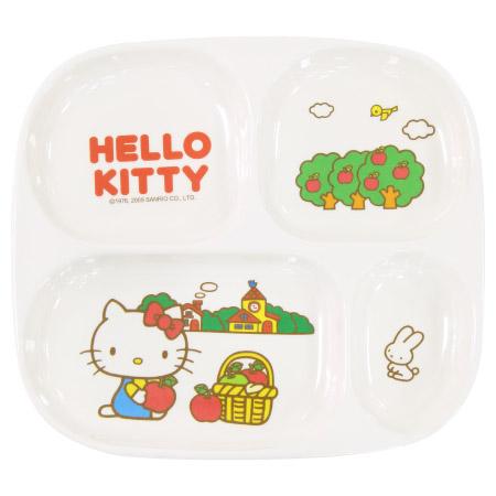 HELLO KITTY 四格盤 KT56211