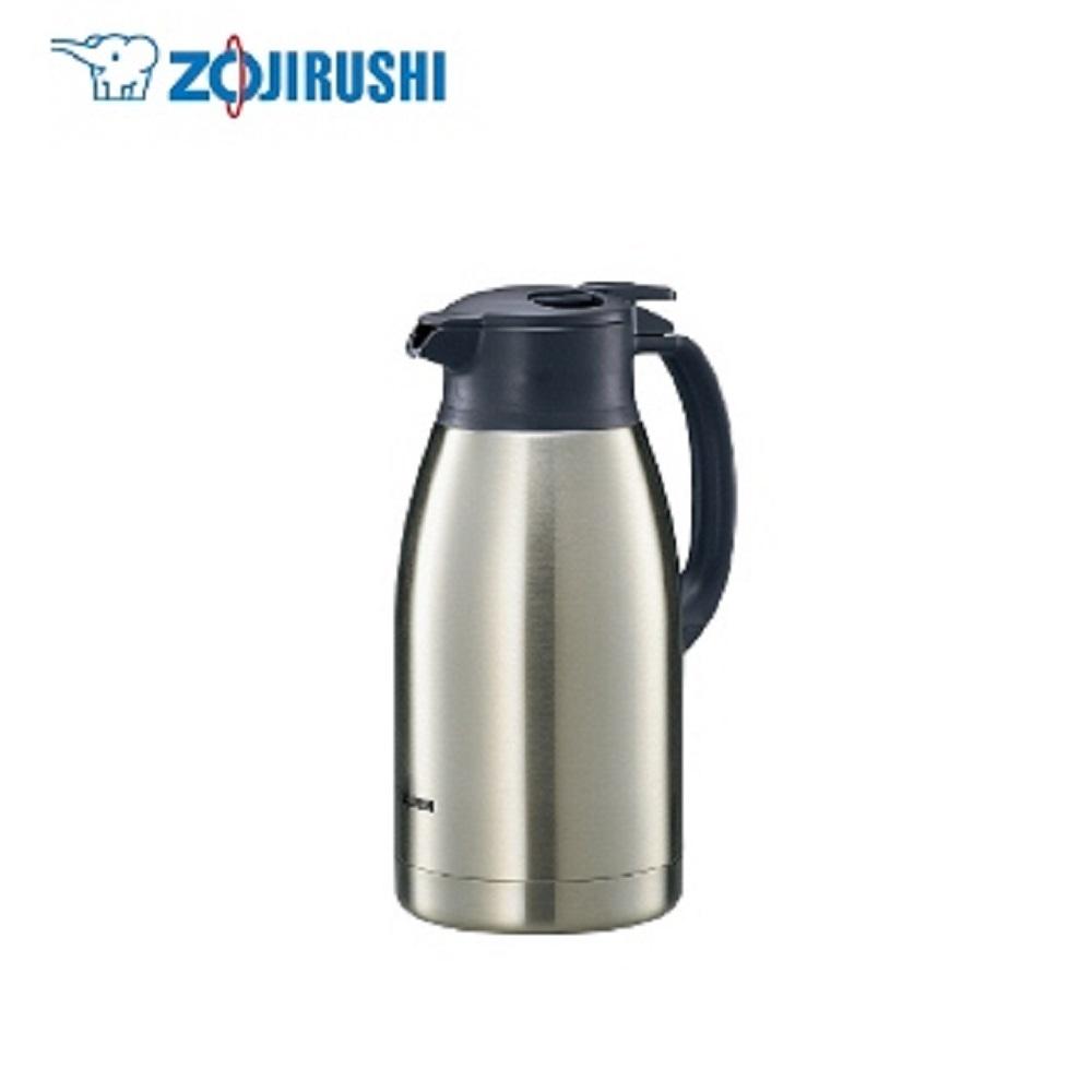 『ZOJIRUSHI』☆ 1.9L 象印 桌上型不銹鋼保溫瓶 SH-HB19-XA(銀色) **免運費**