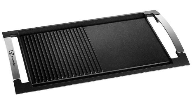 瑞典 Electrolux 伊萊克斯 感應爐專用鐵板烤架配件 ※熱線07-7428010