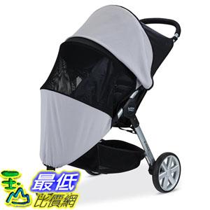 [104美國直購] 嬰兒推車專用遮陽罩 Britax B-Agile 3 and 4 Sun Cover S924100