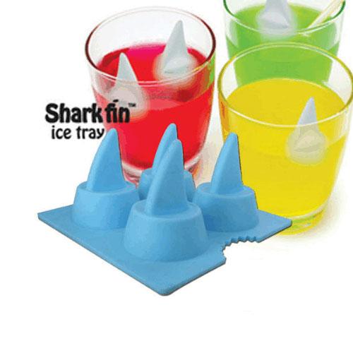 【C13060504】夏日鯊魚牙齒 製冰格冰盒 冰塊模具 冰杯