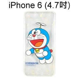 哆啦A夢透明軟殼 [竹蜻蜓] iPhone 6 / 6S (4.7吋) 小叮噹【正版授權】
