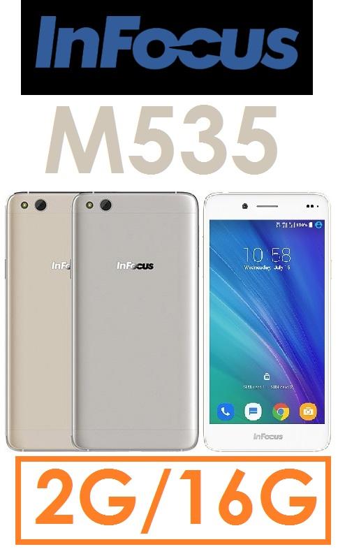 【原廠現貨】鴻海 富可士 InFocus M535 5.5吋 2G/16G G LTE 智慧型手機●雙卡雙待 M808/M812/M680