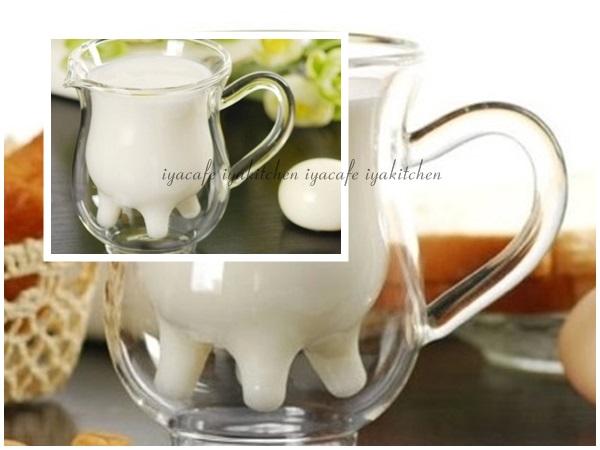 《愛鴨咖啡》雙層玻璃杯 牛奶杯 咖啡杯 飲料杯 230ml