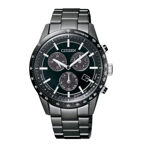 CITIZEN 星辰錶 BL5495-56L 光動能腕錶