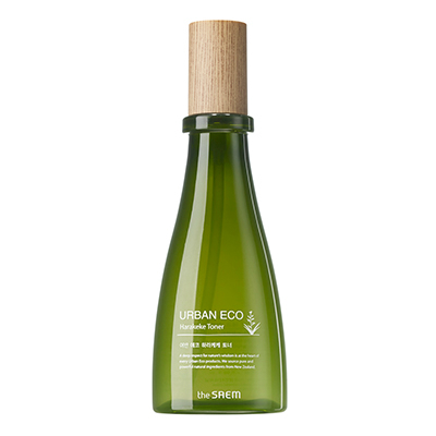 韓國the SAEM Urban Eco Harakeke 保濕化妝水-180ml Urban Eco Harakeke Toner 【辰湘國際】
