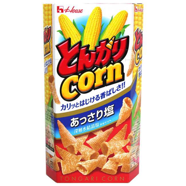 好侍金牛角玉米餅-鹽味
