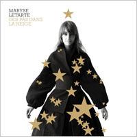 瑪麗姿.塔荷特:雪地的足跡 Maryse Letarte: Des pas dans la neige (CD)