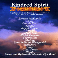 驛馬車 V.A.: Kindred Spirit (CD)