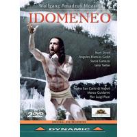莫札特:歌劇《伊多梅尼》 Mozart: Idomeneo (2DVD)【Dynamic】