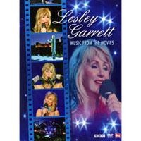 萊絲莉.葛瑞特:電影歌曲精選 Lesley Garrett: Music From The Movies (DVD) 【Evosound】