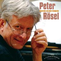 彼得.羅塞爾:樂興之時~鋼琴小品集 Peter Rosel: Humoresken und andere Kleinigkeiten (CD)【King Records】