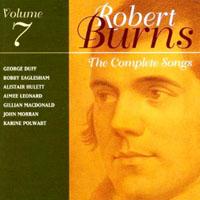 伯恩斯歌曲全集第七集 The Complete Songs Of Robert Burns Volume 7 (CD)【LINN】