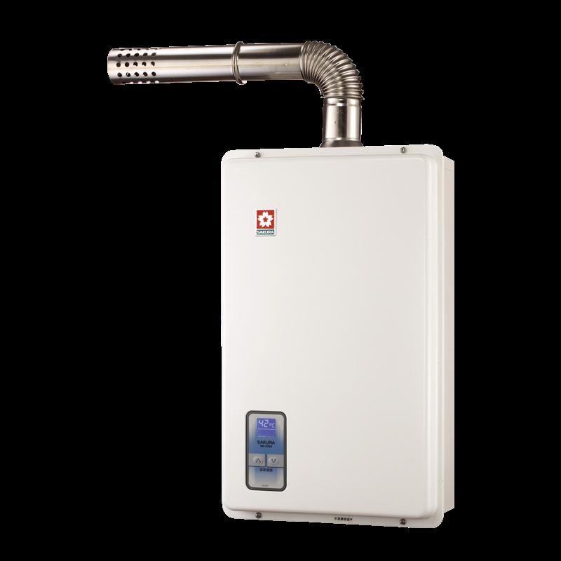 (櫻花)數位恆溫熱水器(13L)-SH-1333