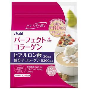 日本原裝 ASAHI日本朝日膠原蛋白粉補充包60日份447g - 一九九六的夏天