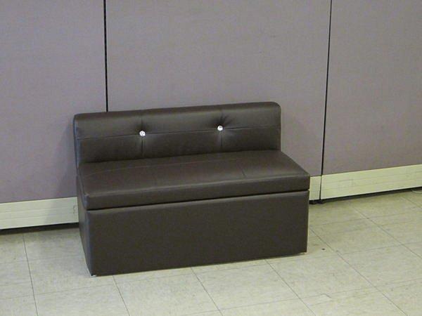 【尚品傢俱】740-11 仿鱷魚皮紋有背雙人造型椅,收納椅,輔助椅,穿鞋椅,小腳椅,掀蓋椅~