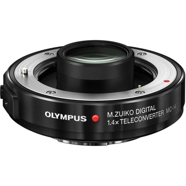 【普羅相機】OLYMPUS MC-14 M.ZUIKO DIGITAL 1.4x 增距鏡