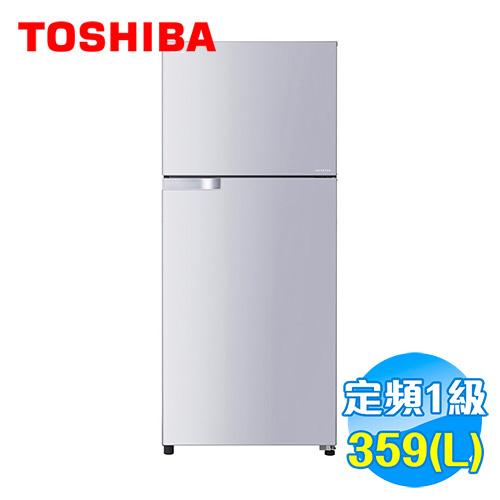 Toshiba 東芝 359公升 雙門ECO節能系列冰箱 GR-T41TBZ