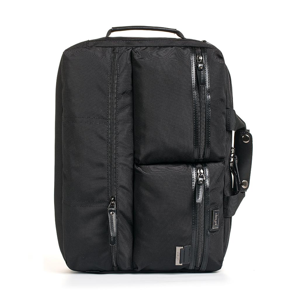 後背包 / deya【曼哈頓系列】風尚三用後背公事包 可放15.6吋筆電 超大空間
