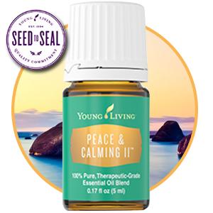 Peace & Calming平和精油II-5ml