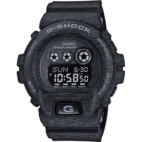 CASIO G-SHOCK GD-X6900HT-1石灰紋時尚腕錶/黑面57*54mm