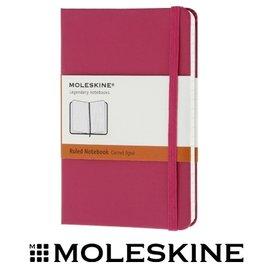 義大利 MOLESKINE 66136392 彩色橫條筆記本/ 洋紅 /P