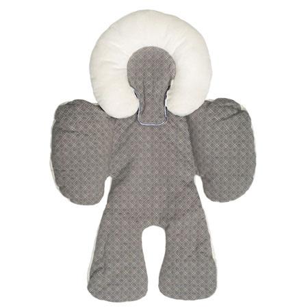 【悅兒園婦幼生活?】美國 JJ Cole 身體支撐墊-Graphite 灰色
