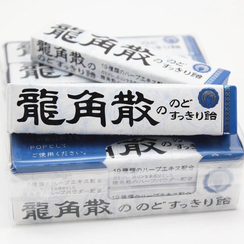 UHA味覺龍角散喉糖條-原味(40g)