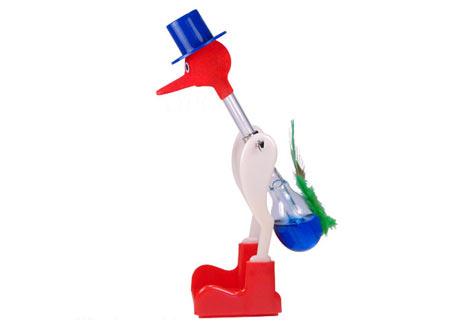 《賽先生科學工廠》Drinking Bird 喝水鳥(永動鳥)