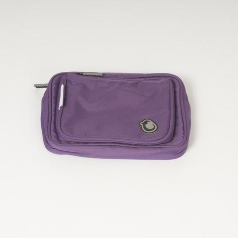 Hipseat 可拆式外掛腰包 紫色 (搭配HippyChick Hipseat抱嬰腰帶使用)*夏日微風*