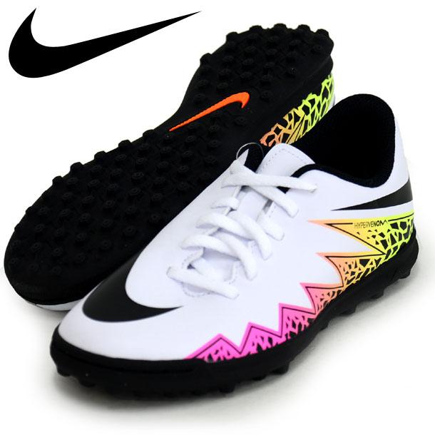junior HYPERVENOM PHADE II TF NIKE ● JR 足球練習鞋