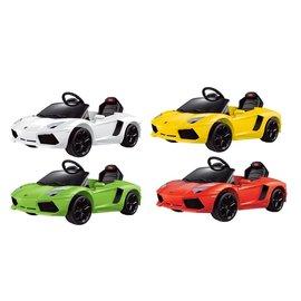 【淘氣寶寶】藍寶堅尼 LamborghiniL 兒童電動車/遙控車【贈NK04 Chicco 義大利原裝 新草本防蚊凝膠/原價288元】