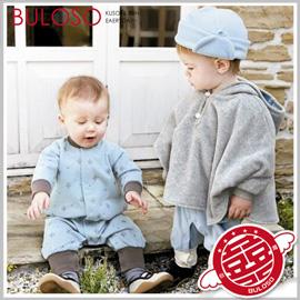 《不囉唆》三層嬰兒寶寶雙面披風斗篷 童裝/寶貝/童衣/娃娃裝/韓國同步/大衣/外套【A303040】