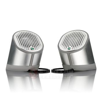 Sony Ericsson MPS-100/ MPS100【聯強公司貨】 原廠分離式立體聲喇叭 / 播放器-3C家電周年慶破盤