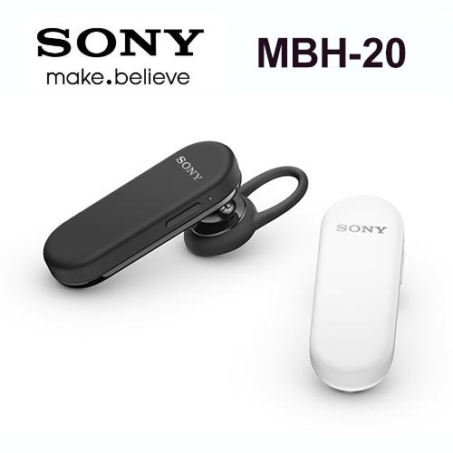 【拆封新品】SONY MBH20/MBH-20~ A2DP◆藍牙3.0◆原廠耳掛式藍芽耳機