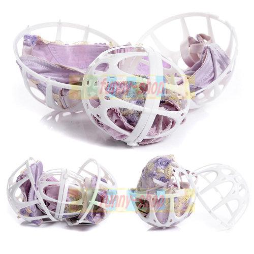 【巴布百貨】雙球型神奇胸罩內褲洗滌球 (盒裝)