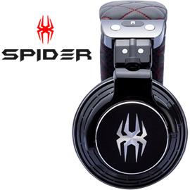 志達電子 PowerForce-BK Spider PowerForce 耳罩式耳機 摺疊式DJ專用耳機~ 2012 台北金馬影展指定耳機