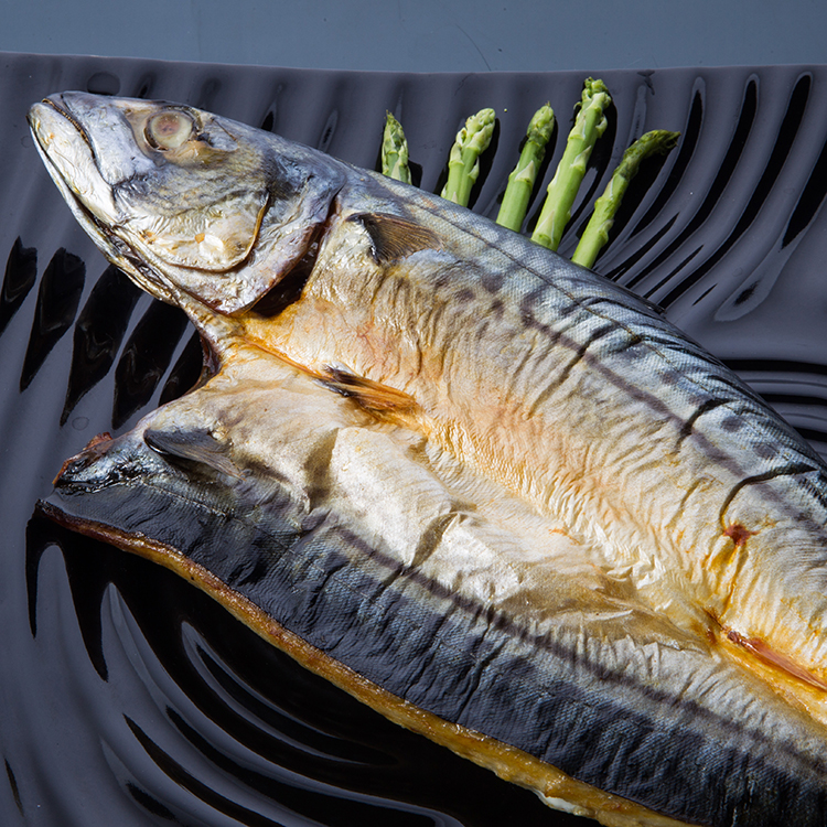 【賣漁人家】豪大一條鯖 重量 : 450g±10%/ 尾