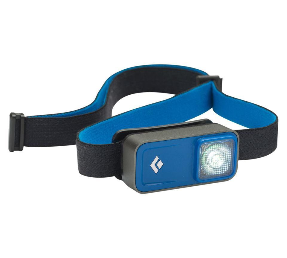 Black Diamond 頭燈/led頭燈/背包客/健行/登山 Ion 48g 620615 觸控式頭燈 藍