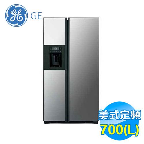 奇異 GE 700L 薄型對開門冰箱 PZS23KPDBV