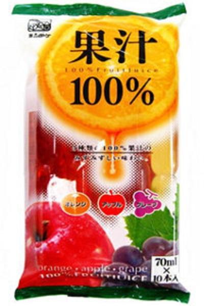 光武100%水果冰棒 630g