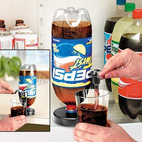 PS Mall╭*電視熱銷倒飲料 汽水器/飲料開關器/造型飲料機/倒飲料機【J224】