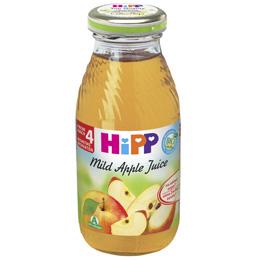 *babygo*喜寶 HIPP有機純蘋果汁200ml